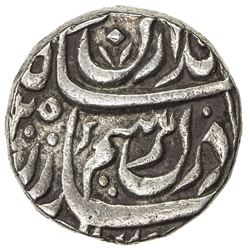 PATIALA: Sahib Singh, 1781-1813, AR rupee (11.13g), Sahrind, AH1205