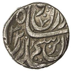 PATIALA: Karam Singh, 1813-1845, AR rupee (11.01g), Sahrind, VS[18]95