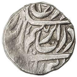 PATIALA: Karam Singh, 1813-1845, AR rupee (11.04g), Sahrind, VS[18]95