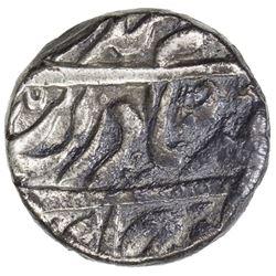 PATIALA: Karam Singh, 1813-1845, AR rupee (10.87g), Sahrind, ND
