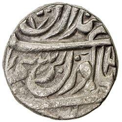 PATIALA: Karam Singh, 1813-1845, AR rupee (10.97g), Sahrind, ND
