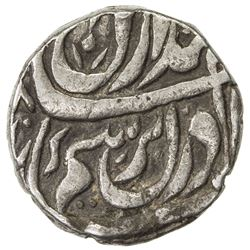 PATIALA: Ajit Singh, ca. 1813, AR rupee (11.07g), Sarhind, AH(122)8