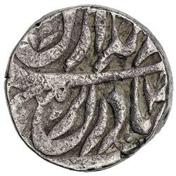 PATIALA: Narinder Singh, 1845-1862, AR rupee (11.04g), Patiala, AH[12]64