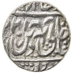 """ROHILKHAND: AR rupee (11.05g), """"Najibabad"""", AH [12]21 year 47. EF"""