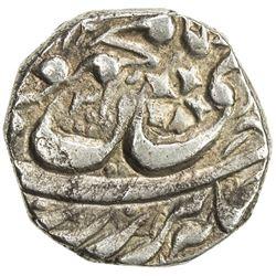 SIKH EMPIRE: AR mahmudshahi rupee (10.71g), Derajat, AH1233. VF