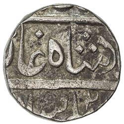 BOMBAY PRESIDENCY: AR rupee (11.62g), Jambusar, year 22. VF