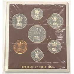 INDIA: Republic, Proof Set, 1950