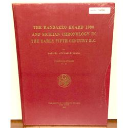 Arnold-Biucchi, Carmen. The Randazzo hoard 1980 and Sicilian chronology in the early fifth century B