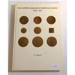 Brekke, B. F. The Copper Coinage of Imperial Russia, 1700-1917