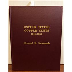 Newcomb, Howard R. United States Copper Cents 1816-1857