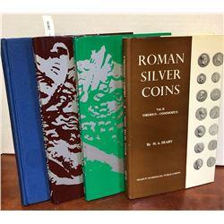 Seaby, H.A. Roman Silver Coins