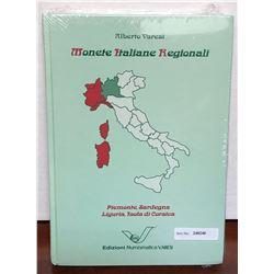 Varesi, Alberto. Monete Italiane Regionali: Piemonte, Sardegna, Liguria, Isola di Corsica