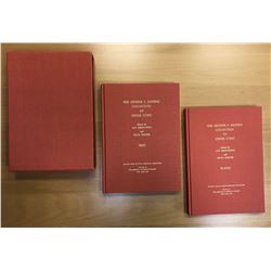 Mildenberg, Leo & Silvia Hurter, The Arthur S. Dewing Collection of Greek Coins, SET of 2 books