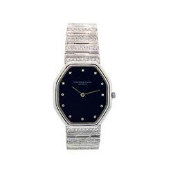 Audemars Piguet 18KT White Gold Diamond Watch
