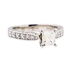 1.52 ctw Diamond Ring - Platinum