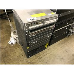CISCO ASR 1002-X AND CATALYST 6500 SERIES NETWORK UNITS