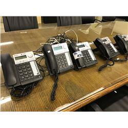 5 DISPLAY PHONE HANDSETS
