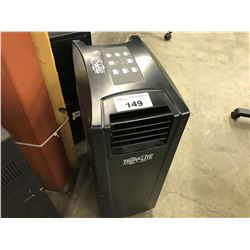 TRIPP-LITE PORTABLE AIR CONDITIONER UNIT NO REMOTE