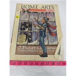 HOME ARTS NEEDLECRAFT 1939