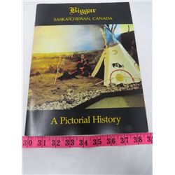 LOCAL HISTORY BOOK (BIGGAR SK.)
