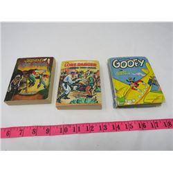BIG-LITTLE BOOKS