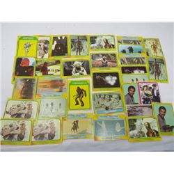 TRADING CARDS (STAR WARS) *1977*