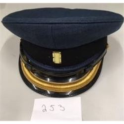FORMAL HAT (ROYAL CANADIAN AIR FORCE)