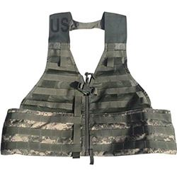 US MILITARY MOLLE LOAD BEARING VEST (N.O.S.)