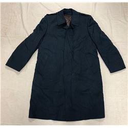 LONG PARADE COAT (BLUE) *SIZE LARGE*