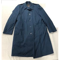 ROYAL CANADIAN AIR FORCE ALL WEATHER DRESS COAT SIZE EXTRA LARGE