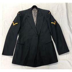 CANADIAN FORCES PRIVATES DRESS COAT
