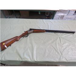 DOUBLE BARREL SHOTGUN (ARMAS BELLOTA) *27 3/4 INCH BARREL-12 GAUGE*