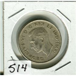 CANADIAN 50 CENT PIECE (1943)