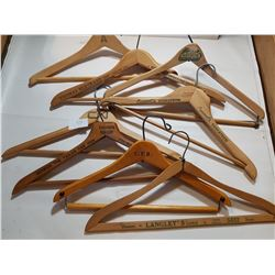 8 ADVERTISING HANGERS, CN, CPR, OTHERS