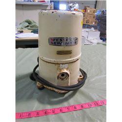 ELECTRIC CREAM SEPERATOR (NO CAP)