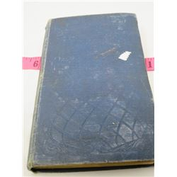 HARD COVER BOOK (QUEEN SHEBA'S RING)