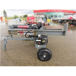 LOG SPLITTER (22 TON SPLITTING FORCE) *ON WHEELS* (HYDRALIC) *B AND S ENGINE*