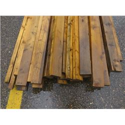"LOT OF 2"" X 4"""