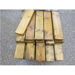 "LOT OF 2"" X 6"" (TREATED)"