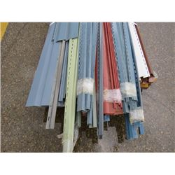LOT OF MISC SIDING