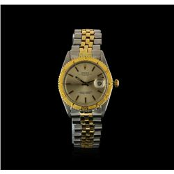 Rolex Two-Tone DateJust Thunderbird Vintage Wristwatch