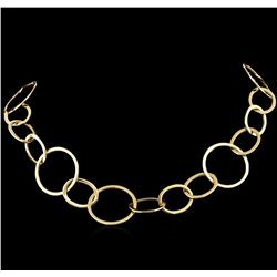 "20"" Fashion Necklace - 14KT Yellow Gold"