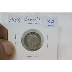 Canada Ten Cent Coin (1)