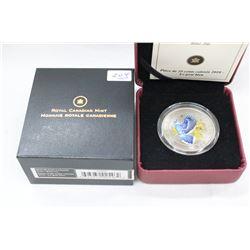 Canada Bird Series - Canada Twenty-Five Cent Coin (1)