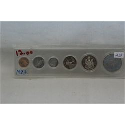 Canada Speciment Coin Set (Proof)