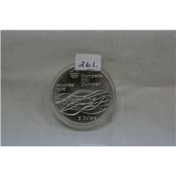 Canada Five Dollar Olympic Coin (1)