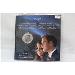 Prince William & Catherine Wedding Celebration Coin