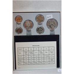 Canada Coin Set (1)