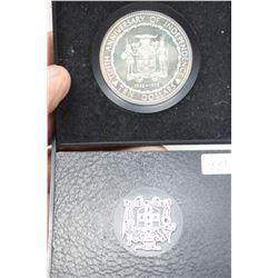 Jamaica Ten Dollar Coin (1) - NO GST