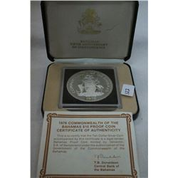 Bahamas Ten Dollar Coin (1)